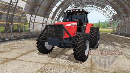 Massey Ferguson 7180 v1.1 for Farming Simulator 2017