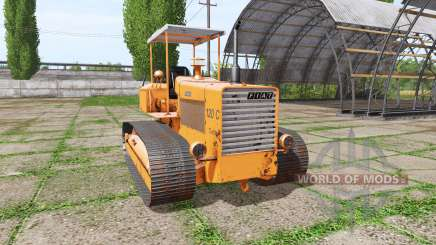 Fiat 120C for Farming Simulator 2017