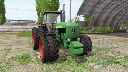 John Deere 4755 v2.0 for Farming Simulator 2017