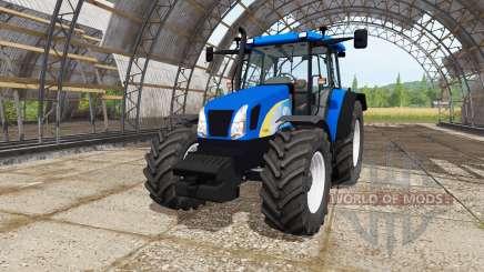 New Holland T5060 for Farming Simulator 2017