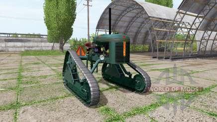 Oliver HG 31 1950 high crop for Farming Simulator 2017
