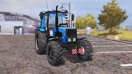 MTZ Belarus 1221В v1.1 for Farming Simulator 2013
