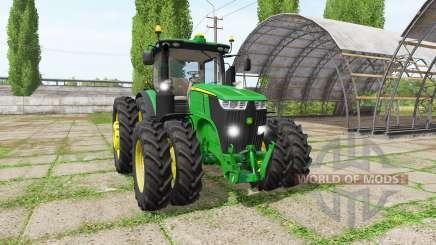 John Deere 7210R for Farming Simulator 2017