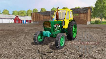 6K YUMZ for Farming Simulator 2015