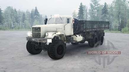 KrAZ 257 for MudRunner