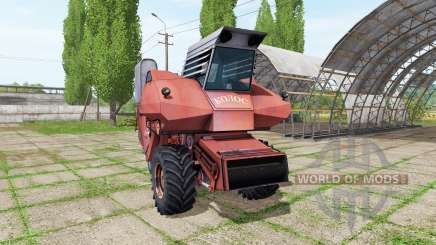 SK 6 Kolos v1.2 for Farming Simulator 2017