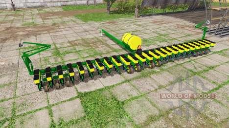 John Deere DB72 for Farming Simulator 2017