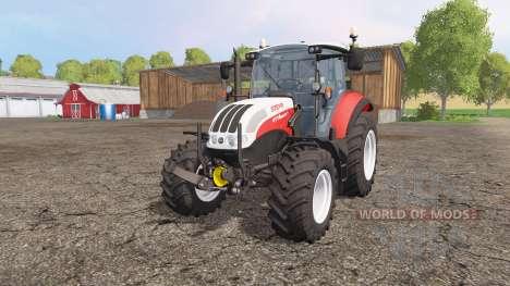 Steyr Multi 4115 for Farming Simulator 2015
