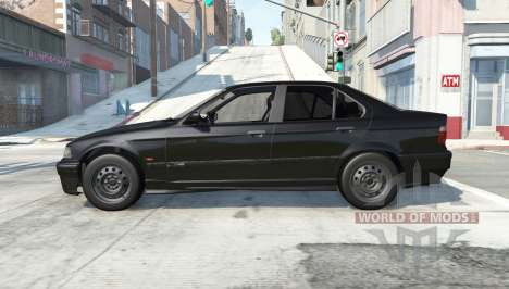 BMW M3 (E36) for BeamNG Drive