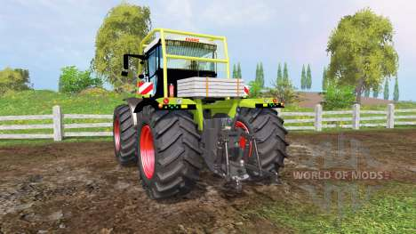 CLAAS Xerion 5000 forest for Farming Simulator 2015