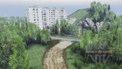 Kirovograd for Spin Tires