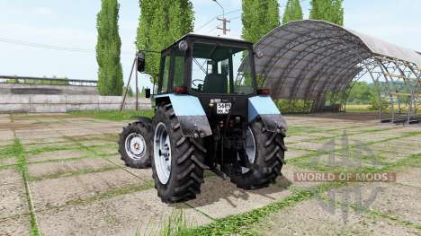 Belarus MTZ-1221 v1.3 for Farming Simulator 2017