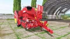 Grimme SE 260 v1.1 for Farming Simulator 2017