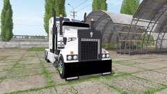 Kenworth T908 for Farming Simulator 2017