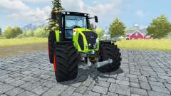 CLAAS Axion 820 for Farming Simulator 2013