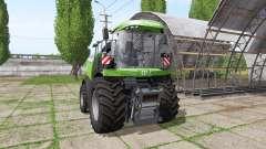 Krone BiG X 630 for Farming Simulator 2017