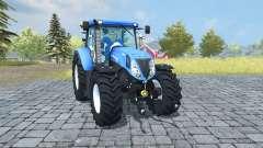 New Holland T7.210 v1.1 for Farming Simulator 2013