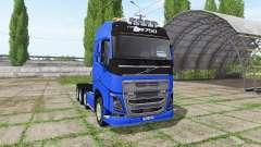 Volvo FH16 8x8 for Farming Simulator 2017