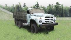 ZIL 133GÂ cropped for Spin Tires
