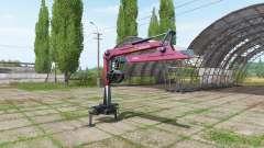 Palfinger Epsilon M80F for Farming Simulator 2017