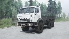 KamAZ 4310 for MudRunner