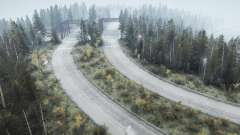 The bark beetles - a Humanitarian convoy for MudRunner