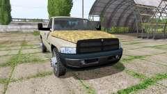 Dodge Ram 2500 1994 v1.1 for Farming Simulator 2017