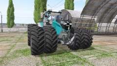 Fendt 1050 Vario v1.7 for Farming Simulator 2017