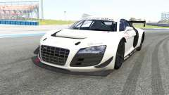 Audi R8 LMS GT2 for BeamNG Drive