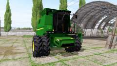 John Deere 1550 v1.1 for Farming Simulator 2017