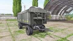 BRANTNER Z 18051 for Farming Simulator 2017