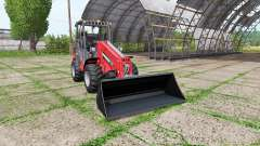 Weidemann 1070 CX 50 v1.1 for Farming Simulator 2017