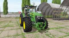 John Deere 7930 v1.2 for Farming Simulator 2017