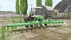 Krone BiG X 580 HKL v2.1 for Farming Simulator 2017