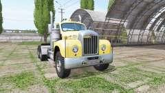 Mack B61 v1.0.0.5 for Farming Simulator 2017