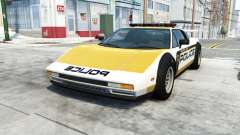Civetta Bolide seacrest county police for BeamNG Drive