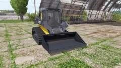 John Deere 333D for Farming Simulator 2017