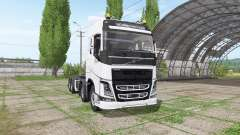 Volvo FH 540 hooklift 8x8 for Farming Simulator 2017