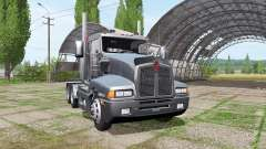 Kenworth T600 neon for Farming Simulator 2017