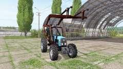 MTZ-1221 Belarus tagamet