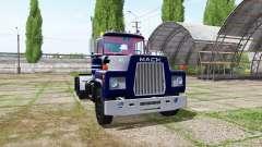 Mack R600 1977