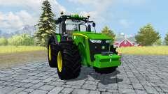 John Deere 8310R v2.1 for Farming Simulator 2013
