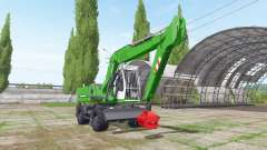 Liebherr A 900 Compact Litronic for Farming Simulator 2017