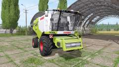 CLAAS Lexion 760 for Farming Simulator 2017