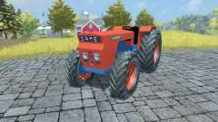 SAME Minitauro 60 for Farming Simulator 2013