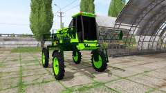 KF Akila 2500 for Farming Simulator 2017