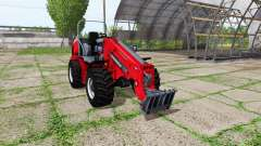 Weidemann 4270 CX 100 v0.1 for Farming Simulator 2017