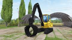 Machine Loader Claw