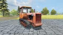DT 75M v2.1 for Farming Simulator 2013