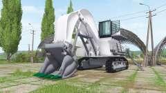 Liebherr R 9200 for Farming Simulator 2017